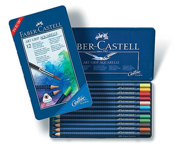 Акварельные карандаши Faber Castell